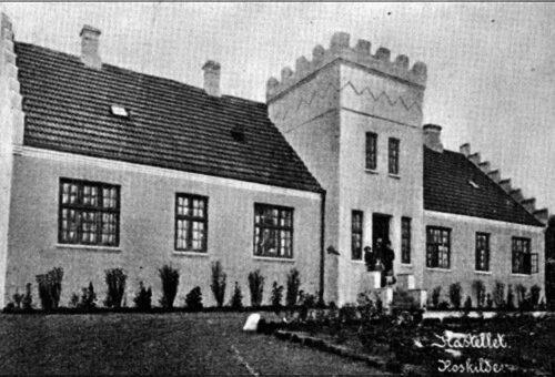 """Kastellet"", Gustav Wieds bolig i Roskilde 1900-1914"